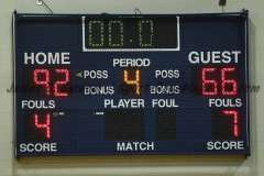 CIAC Boys Basketball - Class M SR - #16 Seymour 92 vs. #32 Ansonia 66 - Photo # (111)