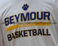 CIAC Boys Basketball - Class M SR - #16 Seymour 92 vs. #32 Ansonia 66 - Photo # (2)