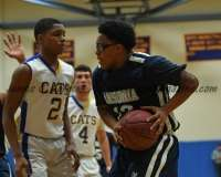 CIAC Boys Basketball - Class M SR - #16 Seymour 92 vs. #32 Ansonia 66 - Photo # (48)