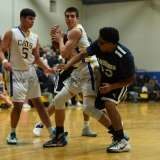 CIAC Boys Basketball - Class M SR - #16 Seymour 92 vs. #32 Ansonia 66 - Photo # (49)