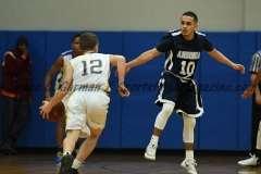 CIAC Boys Basketball - Class M SR - #16 Seymour 92 vs. #32 Ansonia 66 - Photo # (52)