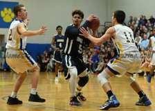CIAC Boys Basketball - Class M SR - #16 Seymour 92 vs. #32 Ansonia 66 - Photo # (66)