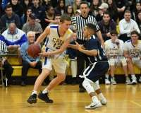 CIAC Boys Basketball - Class M SR - #16 Seymour 92 vs. #32 Ansonia 66 - Photo # (74)