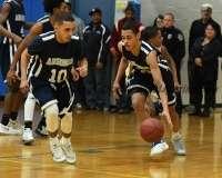CIAC Boys Basketball - Class M SR - #16 Seymour 92 vs. #32 Ansonia 66 - Photo # (78)