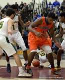 Gallery CIAC Boys Basketball; Class M Tournament - #4 Holy Cross 65 vs. #8 Bloomfield 74 - Photo # (139)