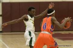 Gallery CIAC Boys Basketball; Class M Tournament - #4 Holy Cross 65 vs. #8 Bloomfield 74 - Photo # (185)