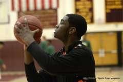 Gallery CIAC Boys Basketball; Class M Tournament - #4 Holy Cross 65 vs. #8 Bloomfield 74 - Photo # (4)
