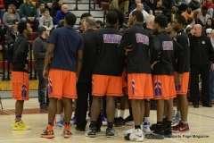 Gallery CIAC Boys Basketball; Class M Tournament - #4 Holy Cross 65 vs. #8 Bloomfield 74 - Photo # (40)