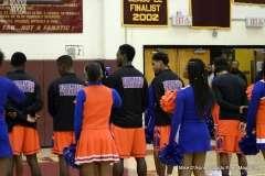 Gallery CIAC Boys Basketball; Class M Tournament - #4 Holy Cross 65 vs. #8 Bloomfield 74 - Photo # (47)