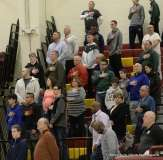 Gallery CIAC Boys Basketball; Class M Tournament - #4 Holy Cross 65 vs. #8 Bloomfield 74 - Photo # (48)