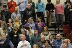 Gallery CIAC Boys Basketball; Class M Tournament - #4 Holy Cross 65 vs. #8 Bloomfield 74 - Photo # (49)
