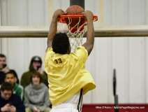 CIAC Boys Basketball Class S State Tournament SR - #1 Sacred Heart 79 vs. #16 Coginchaug 30 (12)