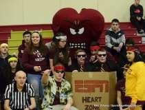 CIAC Boys Basketball Class S State Tournament SR - #1 Sacred Heart 79 vs. #16 Coginchaug 30 (2)