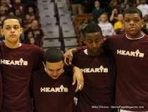 CIAC Boys Basketball Class S Tournament Finals - Focused on #3 Sacred Heart vs. #8 Valley Regional (60)