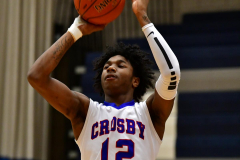 CIAC Boys Basketball; Crosby 103 vs. Ansonia 54 - Photo # 009