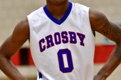 CIAC Boys Basketball; Crosby 103 vs. Ansonia 54 - Photo # 090