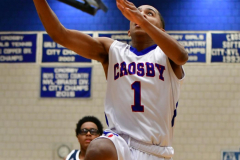 CIAC Boys Basketball; Crosby 103 vs. Ansonia 54 - Photo # 105