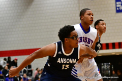 CIAC Boys Basketball; Crosby 103 vs. Ansonia 54 - Photo # 118
