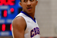 CIAC Boys Basketball; Crosby 103 vs. Ansonia 54 - Photo # 135