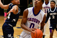 CIAC Boys Basketball; Crosby 103 vs. Ansonia 54 - Photo # 197