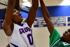 CIAC Boys Basketball; Crosby 107 vs. Wilby 63 - Photo # (100)