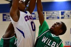 CIAC Boys Basketball; Crosby 107 vs. Wilby 63 - Photo # (101)