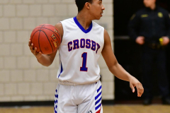 CIAC Boys Basketball; Crosby 107 vs. Wilby 63 - Photo # (105)