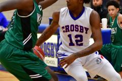 CIAC Boys Basketball; Crosby 107 vs. Wilby 63 - Photo # (106)