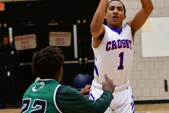 CIAC Boys Basketball; Crosby 107 vs. Wilby 53 - Photo # (109)
