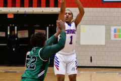 CIAC Boys Basketball; Crosby 107 vs. Wilby 53 - Photo # (110)