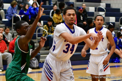 CIAC Boys Basketball; Crosby 107 vs. Wilby 53 - Photo # (115)