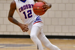 CIAC Boys Basketball; Crosby 107 vs. Wilby 53 - Photo # (117)