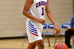 CIAC Boys Basketball; Crosby 107 vs. Wilby 53 - Photo # (129)