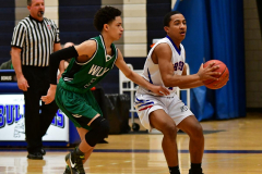 CIAC Boys Basketball; Crosby 107 vs. Wilby 53 - Photo # (132)
