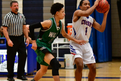 CIAC Boys Basketball; Crosby 107 vs. Wilby 53 - Photo # (133)