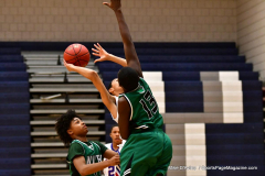 CIAC Boys Basketball; Crosby 107 vs. Wilby 53 - Photo # (138)