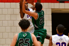 CIAC Boys Basketball; Crosby 107 vs. Wilby 53 - Photo # (145)