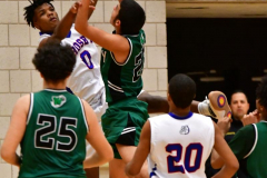 CIAC Boys Basketball; Crosby 107 vs. Wilby 53 - Photo # (146)