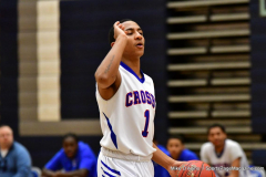 CIAC Boys Basketball; Crosby 107 vs. Wilby 53 - Photo # (147)