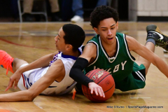 CIAC Boys Basketball; Crosby 107 vs. Wilby 53 - Photo # (168)