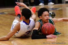 CIAC Boys Basketball; Crosby 107 vs. Wilby 53 - Photo # (169)
