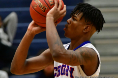 CIAC Boys Basketball; Crosby 107 vs. Wilby 63 - Photo # (47)
