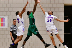 CIAC Boys Basketball; Crosby 107 vs. Wilby 63 - Photo # (55)