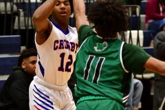 CIAC Boys Basketball; Crosby 107 vs. Wilby 63 - Photo # (61)