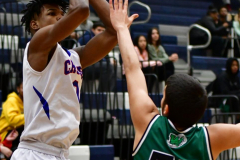 CIAC Boys Basketball; Crosby 107 vs. Wilby 63 - Photo # (74)