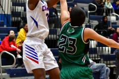 CIAC Boys Basketball; Crosby 107 vs. Wilby 63 - Photo # (75)