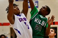 CIAC Boys Basketball; Crosby 107 vs. Wilby 63 - Photo # (80)