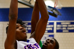 CIAC Boys Basketball; Crosby 107 vs. Wilby 63 - Photo # (81)