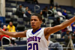 CIAC Boys Basketball; Crosby 107 vs. Wilby 63 - Photo # (87)
