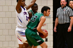 CIAC Boys Basketball; Crosby 107 vs. Wilby 63 - Photo # (93)